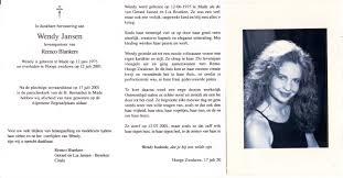 Wendy Jansen Vr Remco Blamkersjpg