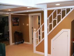 Basement Stairs Decorating Space Ideas Basement Stairs Themoviegreen Basement