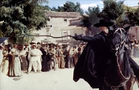 Image result for images of alain delon in zorro