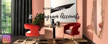 10 Home Decor Instagram Accounts You Should Go Follow Now!