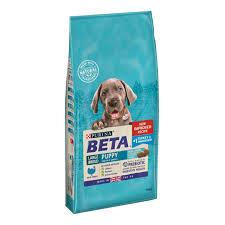 Beta Puppy Large Breed Turkey Dry Dog Food 14kg