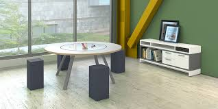 wow watson tonic benching office systems enhance your open round table and chairs tables pub height