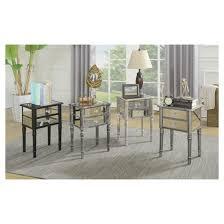 Gold Coast Mayfair End Table Johar Furniture Tar