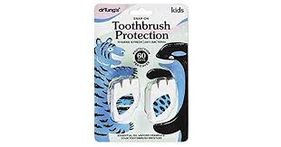 Dr. Tung's <b>Snap-On Kids Toothbrush Sanitizer</b>, 2 count: Amazon.sg ...