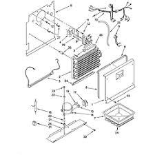 whirlpool upright zer parts model ev201nxmq02 sears unit parts