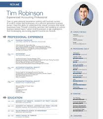 Resume With Photo Template Beauteous Free Simple Resume Template Resume Cv Template Ateneuarenyencorg