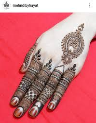 Latest Mehandi Designs For Diwali Top 121 Simple Mehndi Designs For Girls In India 2019