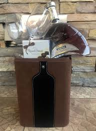 gift basket 137 martell xo cognac 750ml in wine carrier rl17915