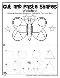 Worksheet will open in a new window. Cut And Paste Shapes Worksheets Woo Jr Kids Activities