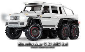 Thx again to long mercedes but especially torrie. Traxxas Trx 6 Mercedes Benz G 63 Amg 6x6 Rc Crawler 88096 4