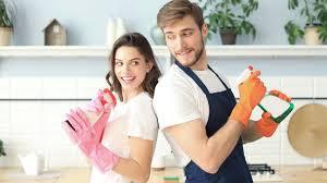 Resultado de imagen para parejas de personal de limpieza