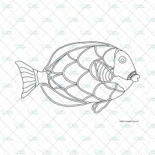 The most common fish coloring pages material is bronze. Tropical Fish 4 Coloring Page Coastal Focus Art