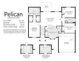 3 Bedroom Bungalow Floor Plans With Garage  MemsahebnetFloor Plans With Garage