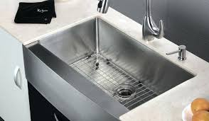 36 stainless steel farmhouse sink medium size of inch farm sink inch stainless steel farmhouse sink