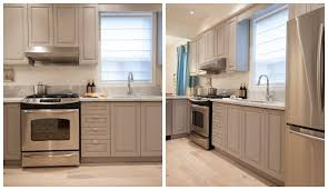 painted cabinets. Brilliant Painted Grey Kitchen Cabinets In Painted R