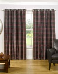 downe mulberry luxurious fully lined eyelet ready made curtains by alice