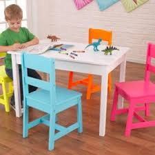 find cubby house furniture. highlighter table and 4 chairs find cubby house furniture