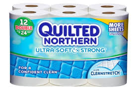 Quilted Northern Bath Tissue ONLY $0.14 per roll | Mexicouponers & Starting 9/11 Target will be offering a FREE $5 Target Gift Card when you  buy TWO Quilted Northern Bath Tissue, stack a HIGH VALUE $1.00 off one  Quilted ... Adamdwight.com