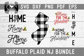 New jersey nj svg png icon free download (#467360. New Jersey Buffalo Plaid State Svg Bundle 304078 Svgs Design Bundles