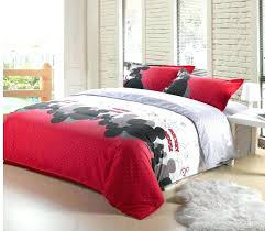 full size bedding sets elegant bedroom with mickey mouse comforter disney cars pixar set s