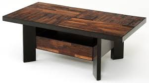 urban rustic furniture. Rustic Modern Round Coffee Table Urban Tables Contemporary Salvaged Wood Interesting And Gl Tanner Furniture