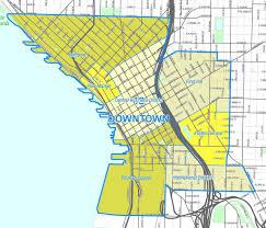 Sdot Org Chart Street Layout Of Seattle Wikipedia