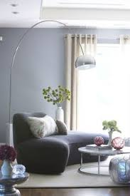 love the round shapes of the couch and table