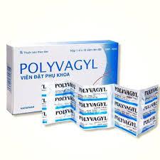 Viên đặt phụ khoa Polyvagyl - Điều trị nấm âm đạo hiệu quả