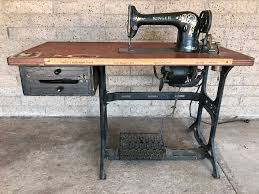 Antique Singer Sewing Machines Value