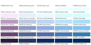 Shades Of Color Blue Chart Dark Purple Color Shades Code Of Hair Chart Light Pastel