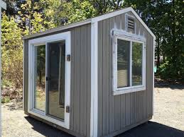 used storage sheds styles