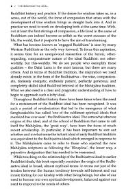 the bodhisattva ideal wisdom and compassion in buddhism  editor s preface p2