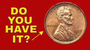 Wheat Penny Worth Money 1919 S Penny You Should Look For