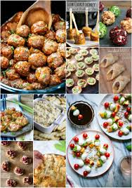 I think what makes them taste so good is the sauce. 50 Of The Best Party Appetizers Bread Booze Bacon