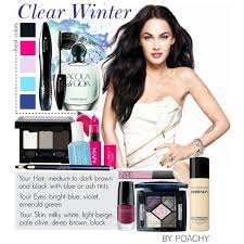 clear winter in 2018 beauty hair makeup tips clear winter winter and winter colors