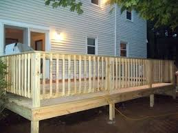 simple deck railing designs deck railing plans simple deck railing plans building custom original diy wood