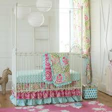 ari garden 3 piece crib bedding set
