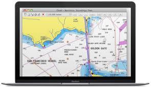 Macenc Marine Navigation Noaa Sailing Charts Chartplotter