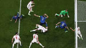شاهد فيديو اهداف ايطاليا وانجلترا في نهائي يورو 2020