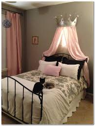 How To Make A Crown Canopy For Your Bed | Furniture Modern and ...