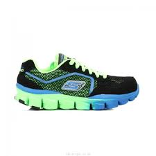 skechers shoes for boys. skechers boys black \u0026 green go run ride supreme trainers us store r43r1115 | official, shoes for