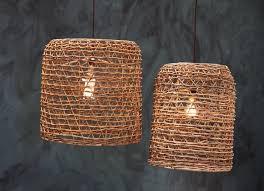 rattan lighting. Beru Rattan Lampshade - Cylinder Lighting A