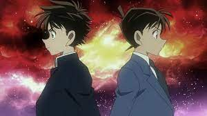 Who do you think would win ? Kaito Kid or Shinichi. Comment down below and  tell me why !: OneTruthPrevails