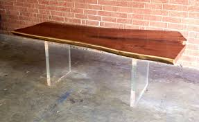 acrylic furniture legs. lucite table legs minimalist decor home wallpaper acrylic furniture