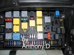 fuse problem fuse panel location in mercedes benz