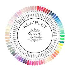Gel Laky Na Nehty Colours By Molly