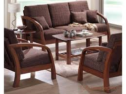 Solid Wood Sofa Set In Bangalore