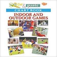 Amazon In Buy Indore Outdor Games Chart Book Book