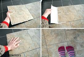 how to remove adhesive from linoleum floor tile floor installing self adhesive vinyl over linoleum designs