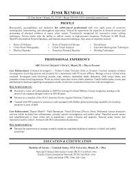 Police Officer Resume Template Amazing Free Police Officer Resume Templates Httpwwwresumecareer
